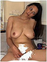 Bald milf Pornos