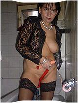 Hausfrau Dildo